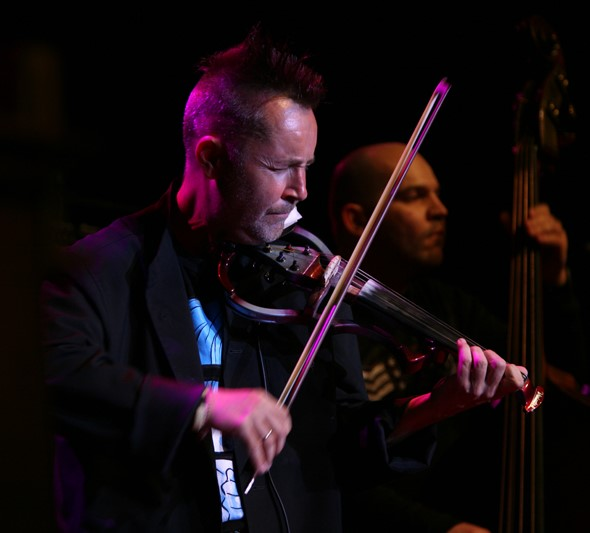 Nigel Kennedy Could be your Digital Piano Inspiration