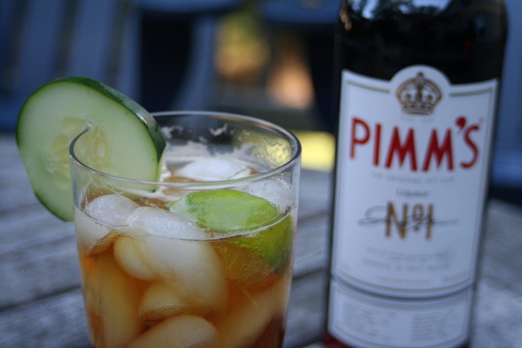 Pimms and Piano – the perfect pairing